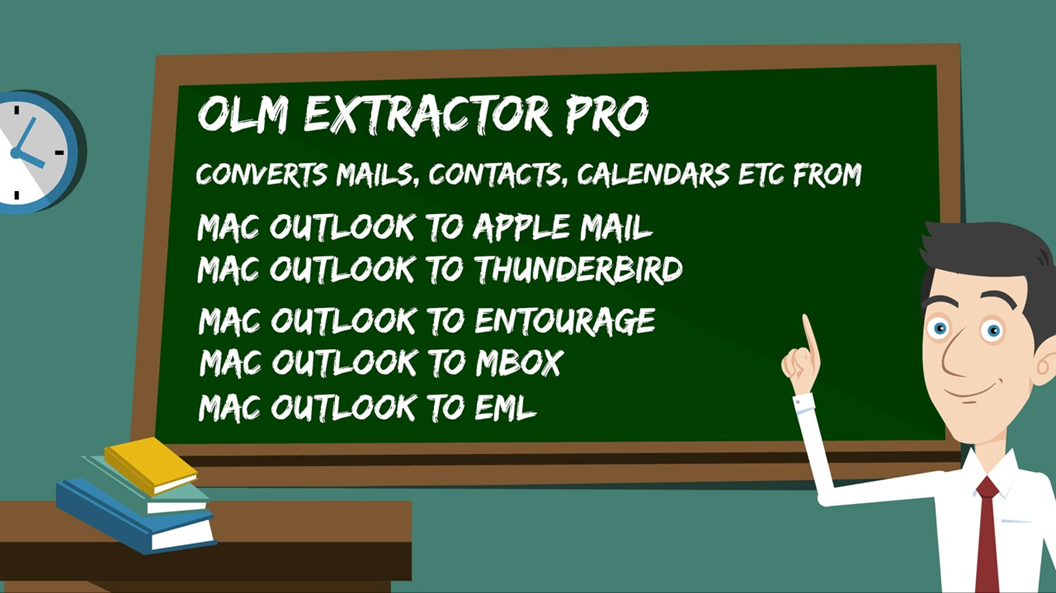Migrate Outlook 2011 Mac to Apple Mail With Efficiency and Ease!