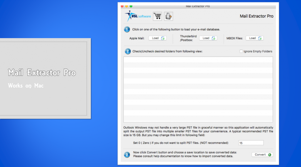 How to convert thunderbird to outlook