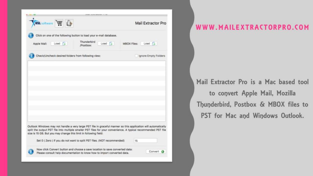 Thunderbird export mailbox to Outlook