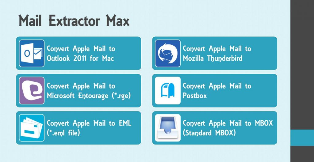 apple mail to mbox